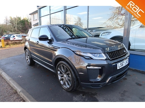 Land Rover Range Rover Evoque Td4 Hse Dynamic Estate 2.0 Automatic Diesel
