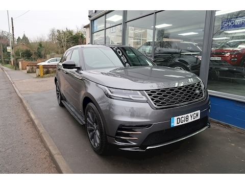Land Rover Range Rover Velar R-Dynamic S Estate 2.0 Automatic Diesel