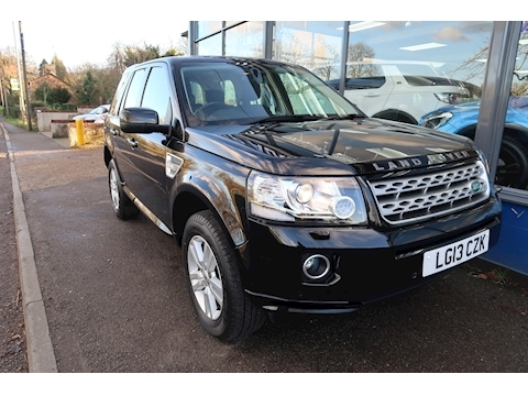 Land Rover Freelander Td4 Xs 2.2 5dr Estate Manual Diesel