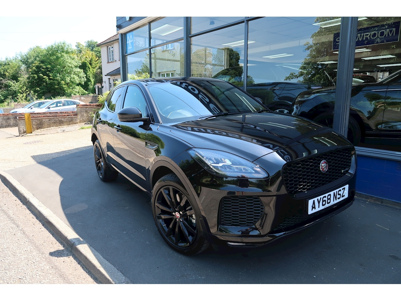 E-Pace R-Dynamic S Estate 2.0 Automatic Petrol