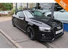 A5 Cabriolet S line Special Edition Plus Cabriolet 2.0 Multitronic Diesel
