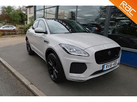Jaguar E-Pace R-Dynamic Hse Estate 2.0 Automatic Petrol