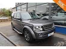 Discovery 4 Graphite SUV 3.0 Automatic Diesel
