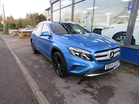 Mercedes Gla-Class Gla200 Cdi 4Matic Sport Executive Estate 2.1 Automatic Diesel