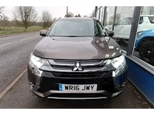 Outlander Outlander Gx 4H Phev S-A Estate 2.0 Semi Auto Petrol/Electric