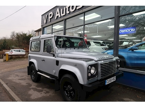 Land Rover Defender Defender 90 Xs Sw Swb Estate 2.4 Manual Diesel