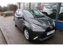 Aygo Vvt-I X-Play Hatchback 1.0 Manual Petrol