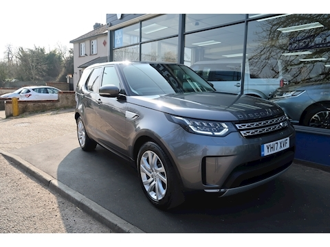Land Rover Discovery Sd4 Hse Estate 2.0 Automatic Diesel