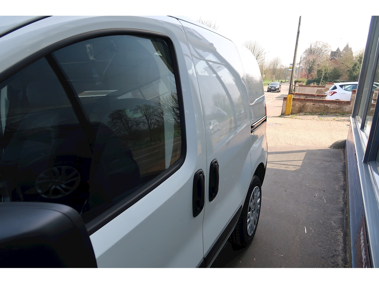 Nemo 590 Enterprise Hdi Panel Van 1.2 Manual Diesel