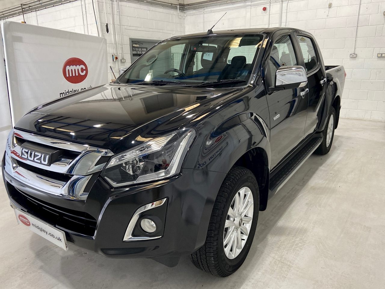 Isuzu D-Max Yukon Dcb Pick Up 1.9 Manual Diesel