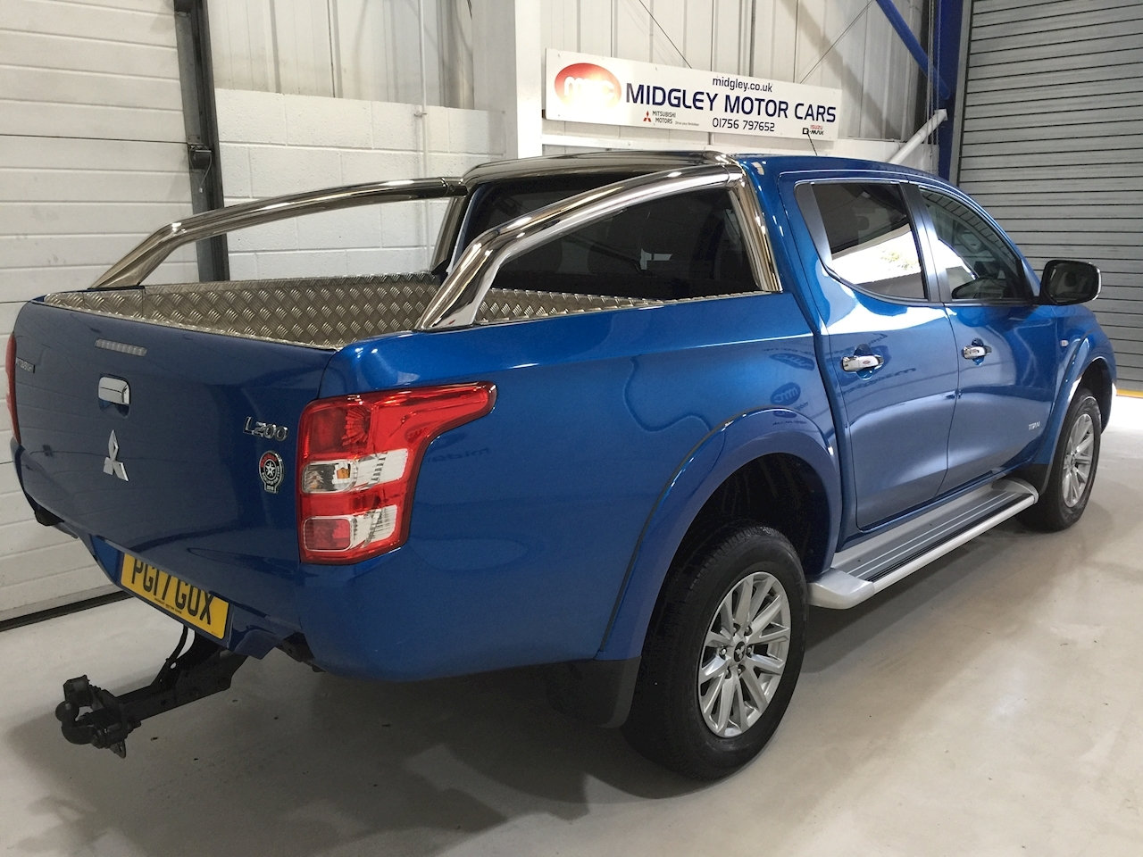 Mitsubishi L200 Di-D 4Wd Titan Dcb Pick Up 2.4 Manual Diesel