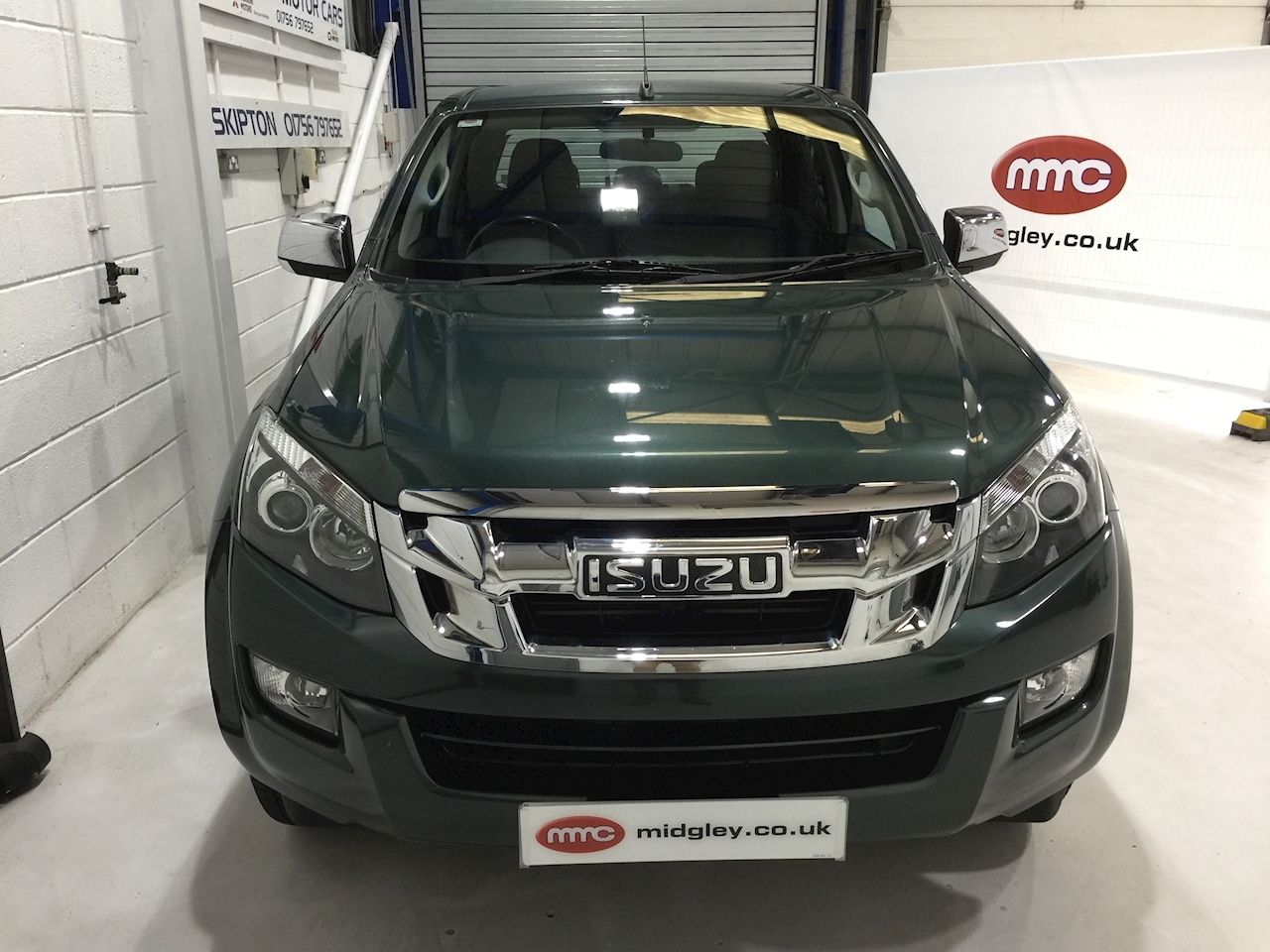 Isuzu D-Max D-Max Pick-Up 2.5 Manual Diesel