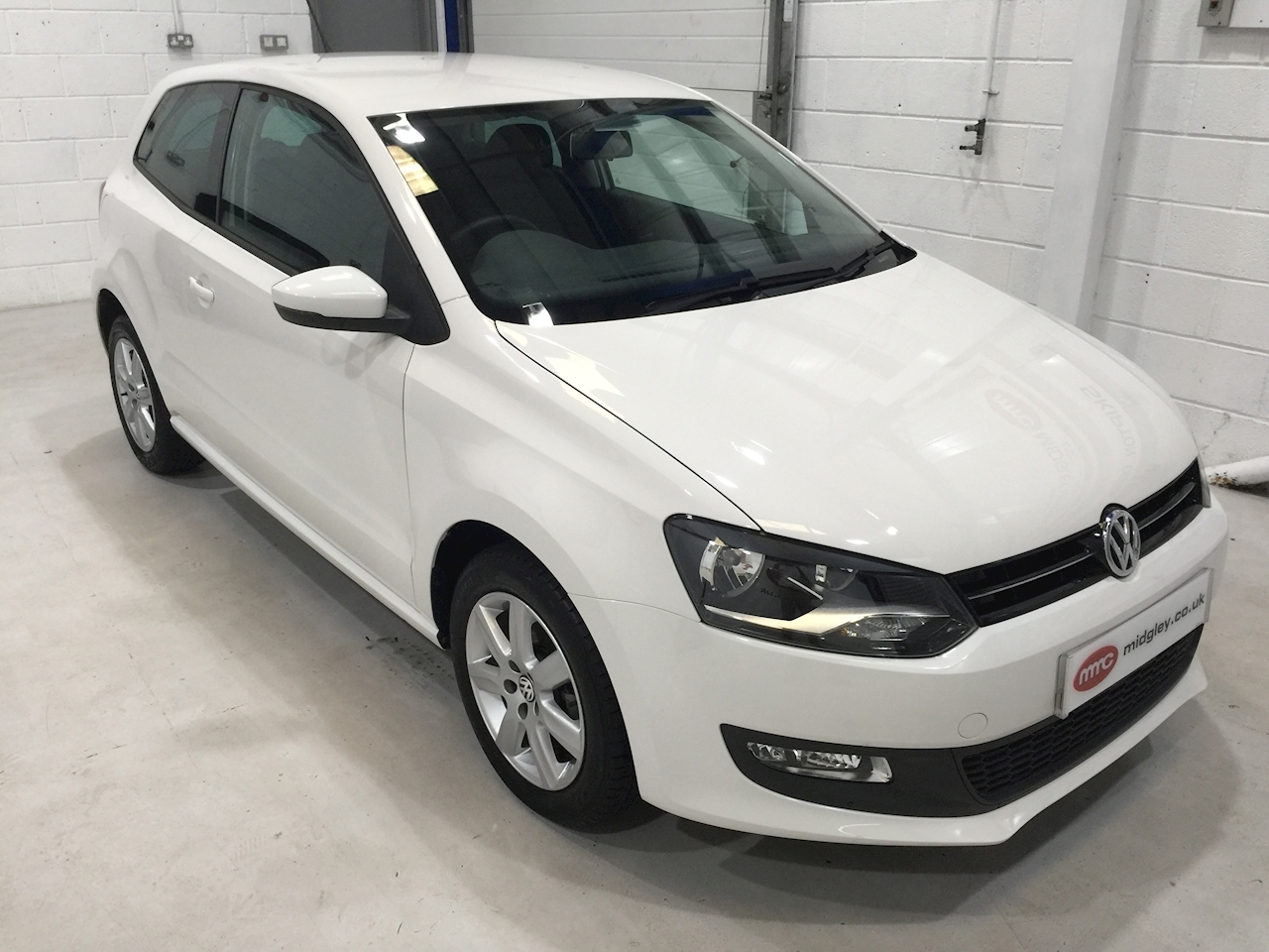 Volkswagen Polo Match Edition Hatchback 1.4 DSG Petrol 3 Door