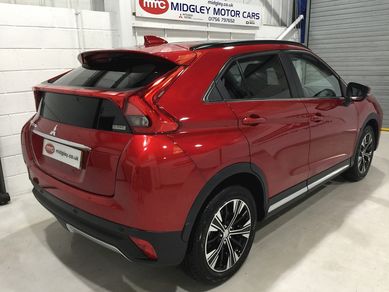 Mitsubishi Eclipse Cross Exceed SUV 1.5 CVT Petrol
