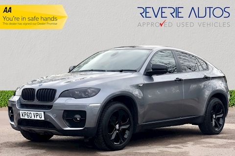 X6 Xdrive30d Coupe 3.0 Automatic Diesel