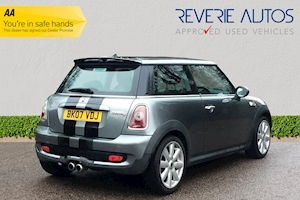 Mini Cooper S Hatchback 1.6 Manual Petrol