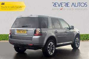 Freelander Sd4 Hse Luxury Estate 2.2 Automatic Diesel
