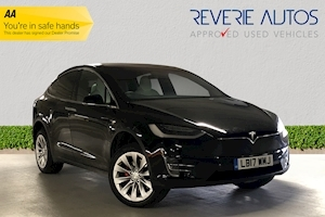 Model X P100DL (Ludicrous) SUV Automatic Electric