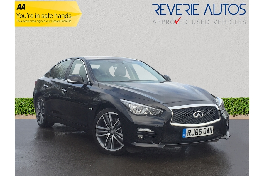 Q50 Sport Hybrid Awd Saloon 3.5 Automatic Petrol/Electric