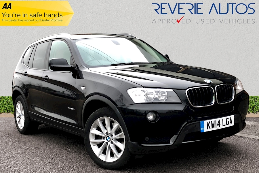 X3 Xdrive20d Se Estate 2.0 Automatic Diesel
