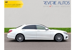 S Class S350 Bluetec L Amg Line Executive 3.0 4dr Saloon Automatic Diesel