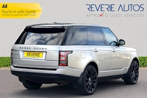Range Rover Tdv6 Vogue Se Estate 3.0 Automatic Diesel