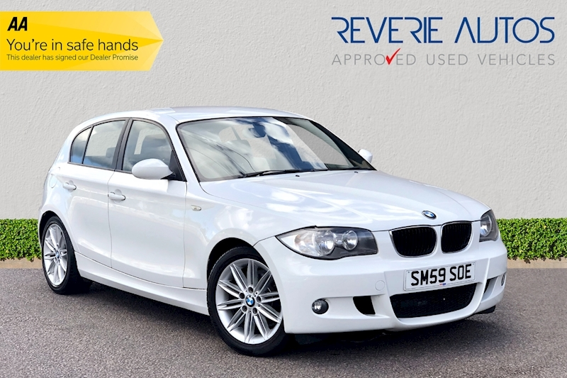 1 Series 116I Es Hatchback 2.0 Manual Petrol