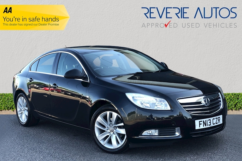Insignia Sri Cdti Hatchback 2.0 Manual Diesel