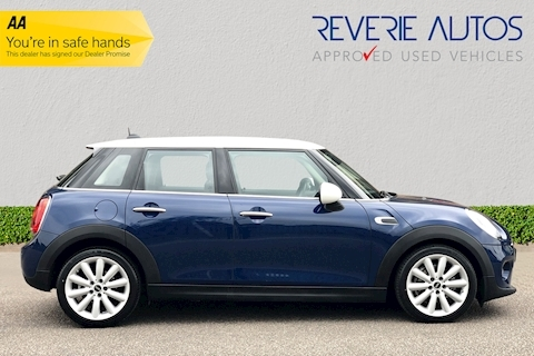 Mini Cooper D Hatchback 1.5 Automatic Diesel