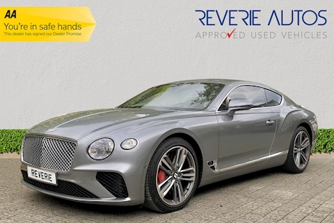 Continental Gt Coupe 6.0 W12 Automatic Petrol