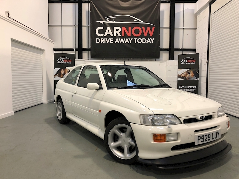 Ford Escort 91 Rs Cw Lx4 - Large 0