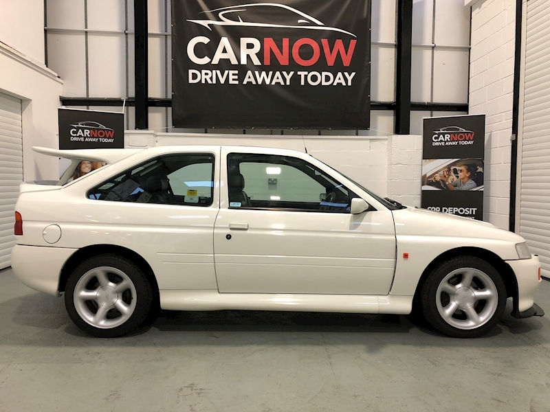 Ford Escort 91 Rs Cw Lx4 - Large 2