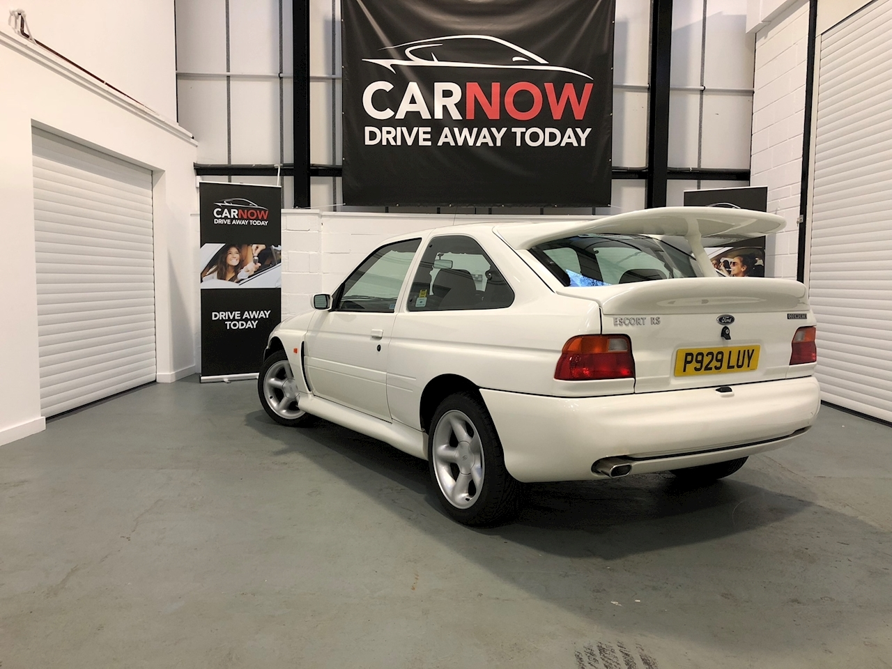 Ford Escort 91 Rs Cw Lx4 - Large 3