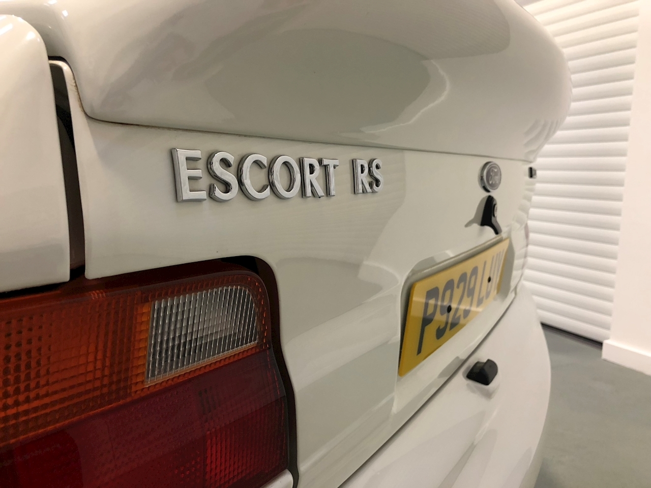 Ford Escort 91 Rs Cw Lx4 - Large 6