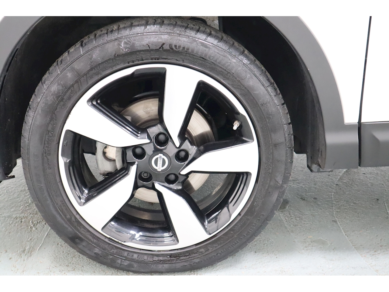 Nissan Qashqai N-Connecta Dci - Large 12
