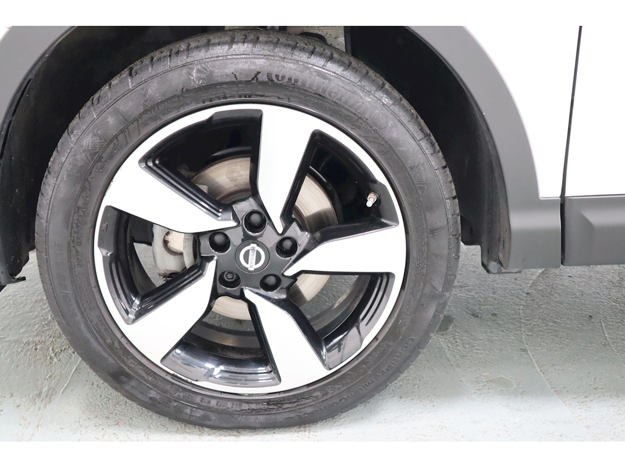 Nissan Qashqai N-Connecta Dci - Large 15