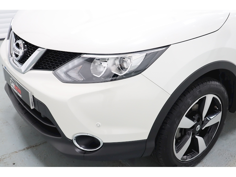 Nissan Qashqai N-Connecta Dci - Large 9