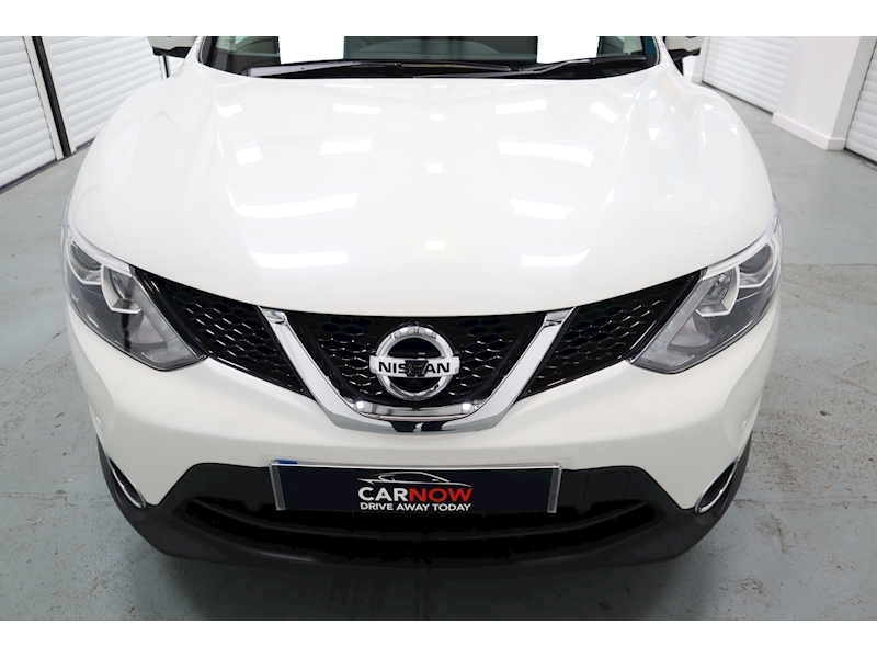 Nissan Qashqai N-Connecta Dci - Large 8