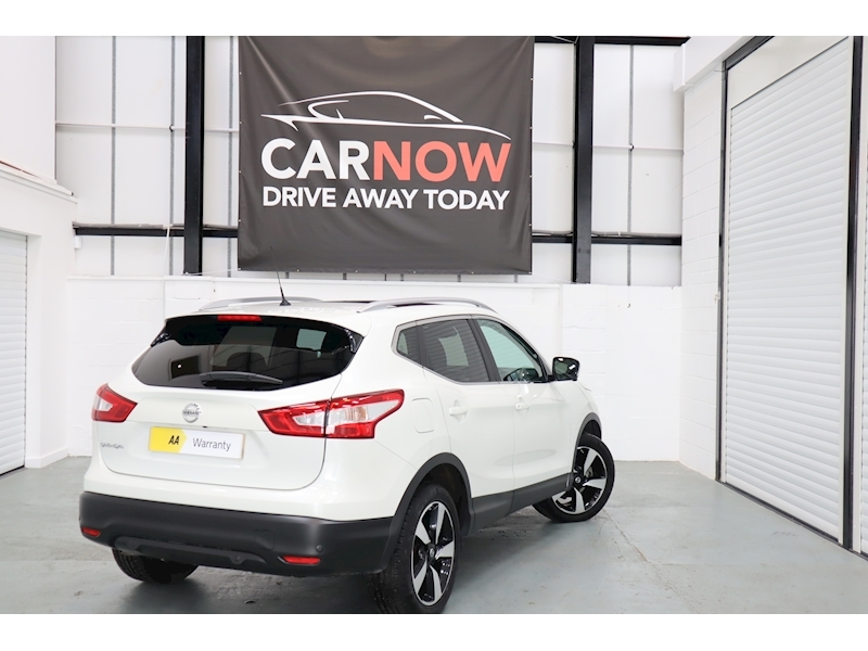 Nissan Qashqai N-Connecta Dci - Large 6