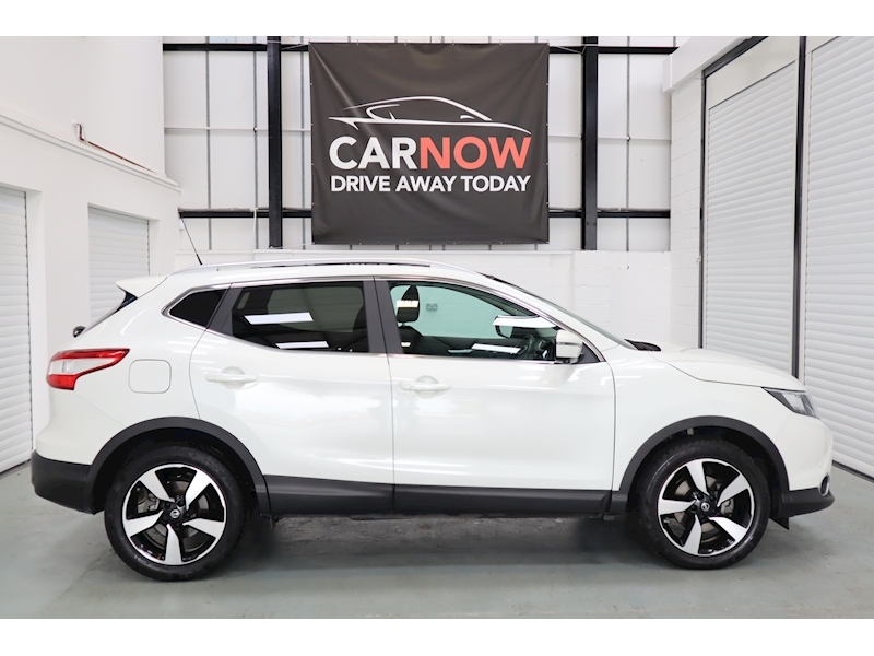 Nissan Qashqai N-Connecta Dci - Large 5