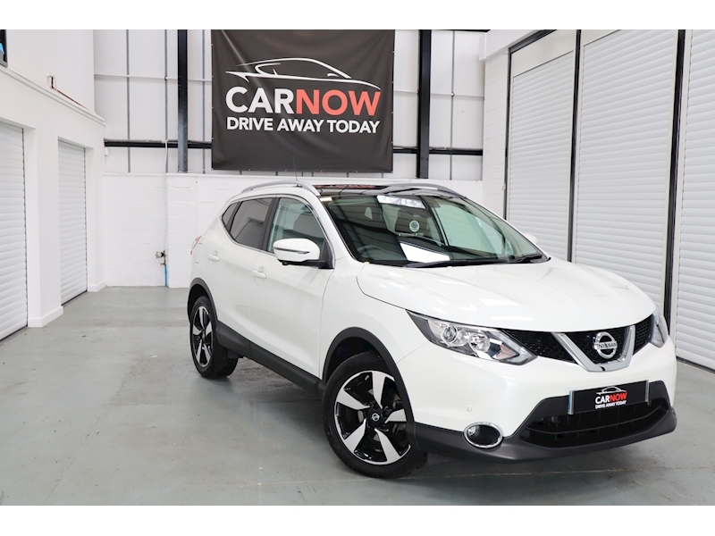 Nissan Qashqai N-Connecta Dci - Large 0