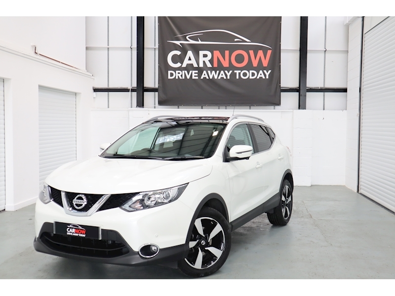 Nissan Qashqai N-Connecta Dci - Large 1