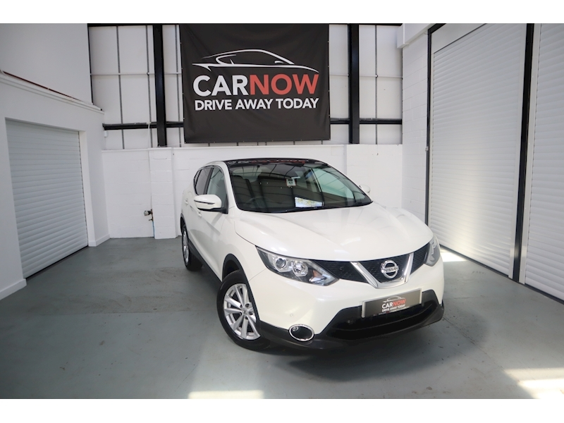 Qashqai Dci Acenta Plus Hatchback 1.5 Manual Diesel