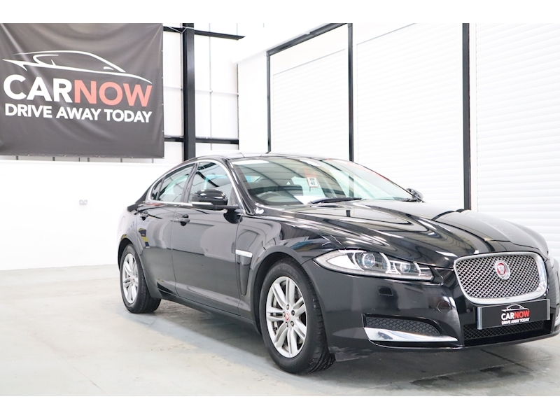 Jaguar Xf D Luxury Image 1