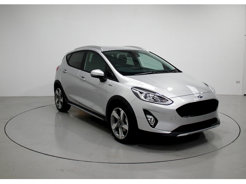 Ford Fiesta Active 1 Image 1