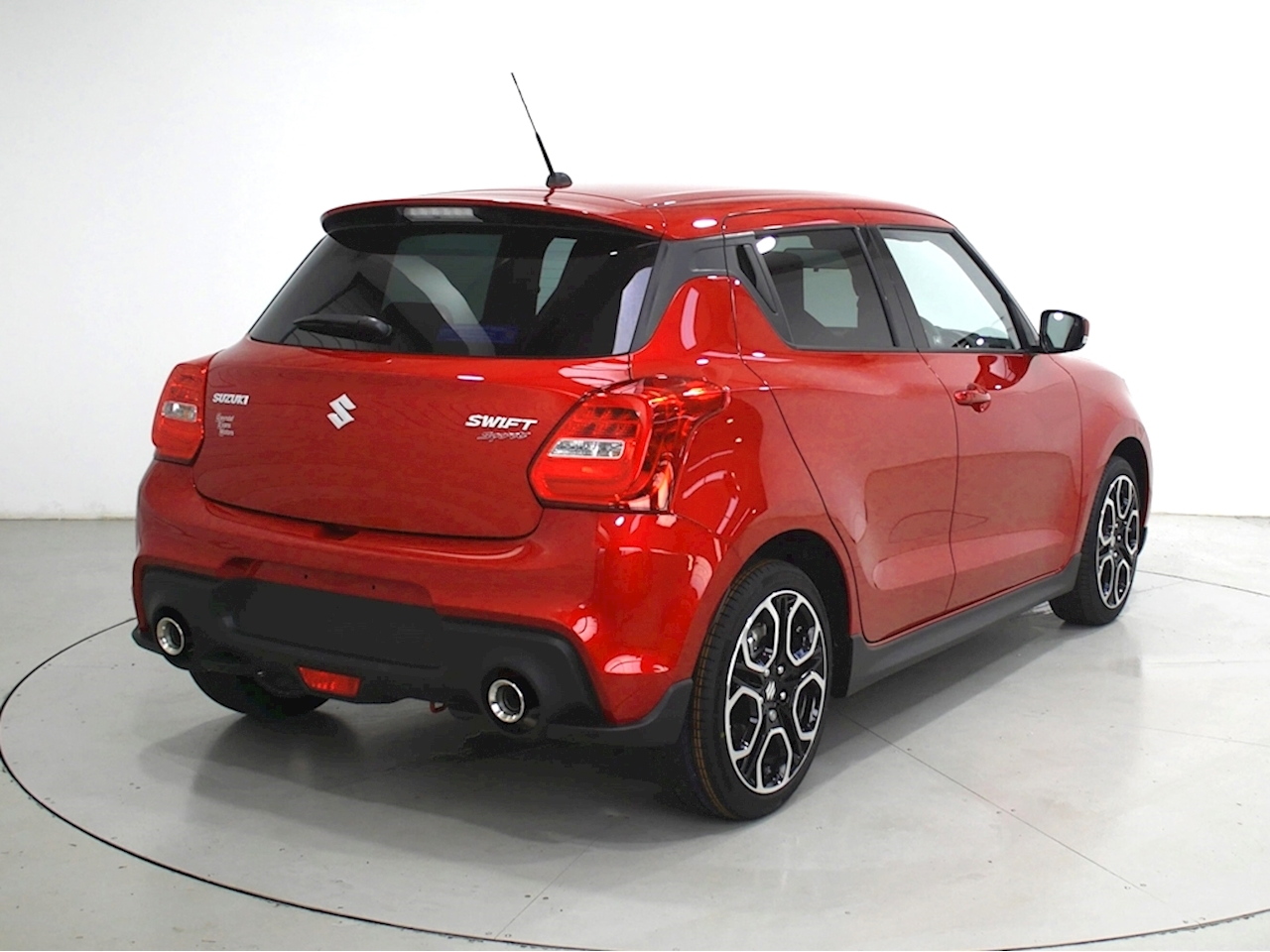 Used 2019 Suzuki Swift Sport Boosterjet | Gwyndaf Evans ...
