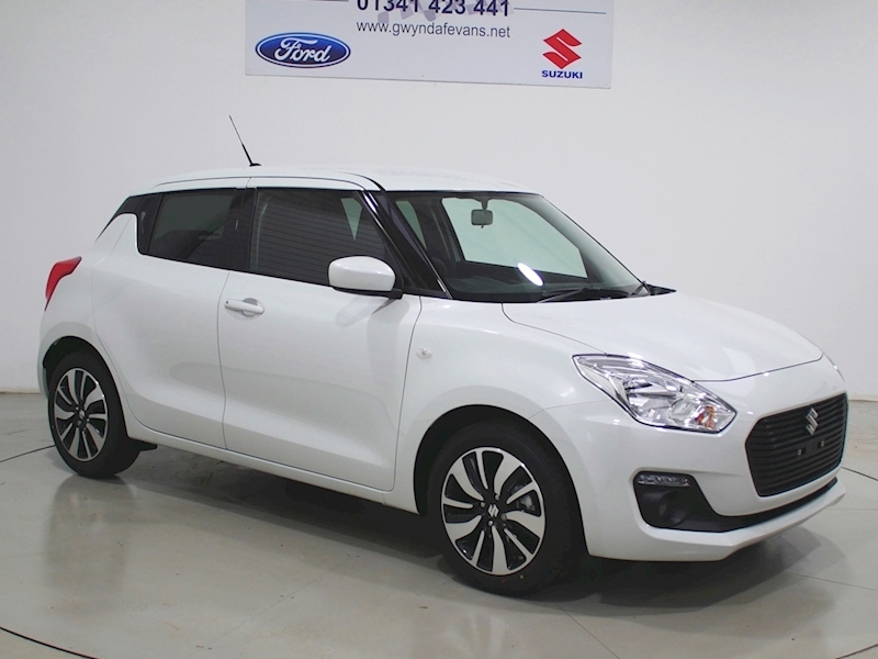 Swift SZ-T HYBRID 1.2 SZ-T HYBRID 5 door 1.2 Manual Petrol