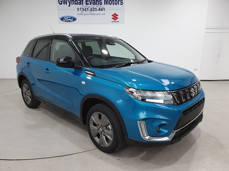 Vitara SZ-T 5 door 1.4 Manual Petrol HYBRID