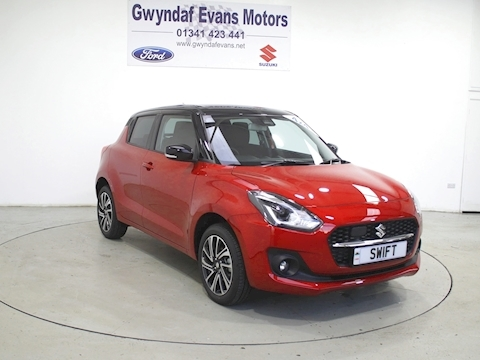 Swift SZ-5 MILD HYBRID ALLGRIP 4X4 Hatchback 1.2 Manual Petrol