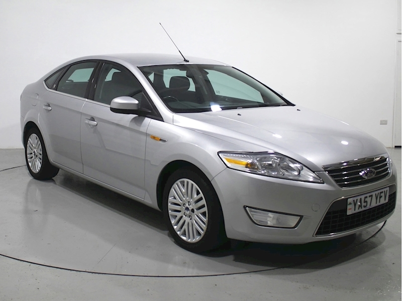 Ford Mondeo Ghia Tdci 125 Image 1